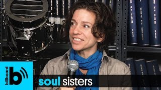 Ani DiFranco Prophesied Trump Era with New Album 'Binary': Soul Sisters Podcast | Billboard