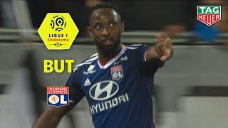 But Moussa DEMBELE (9') / Amiens SC - Olympique Lyonnais (2-2)  (ASC-OL)/ 2019-20