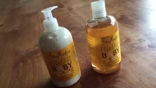SheaMoisture Raw Shea, Chamomile & Argan Oil Baby Care Review