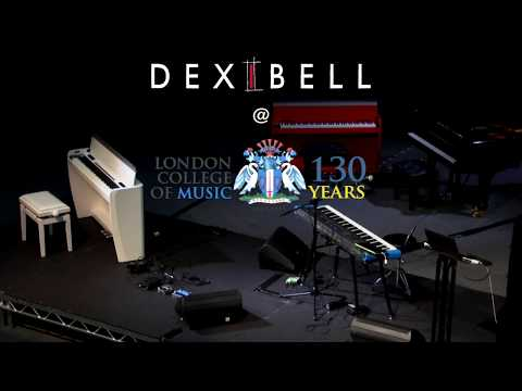 DEXIBELL event at LCM (London College of Music)
