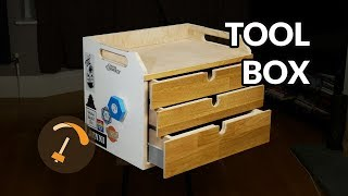 Video Building a toolbox from reclaimed materials - BANDARRA download MP3, 3GP, MP4, WEBM, AVI, FLV Juli 2018
