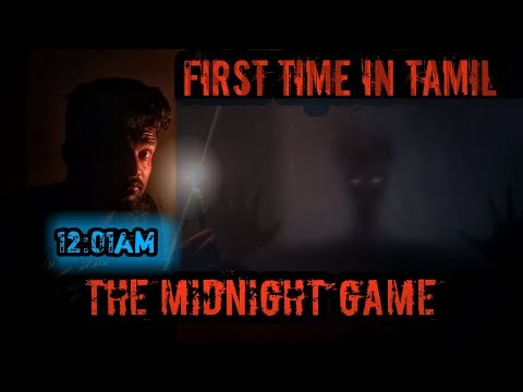 (HORROR) Real Haunted Midnight Game At Ghost House | DO NOT TRY | Simply Sarath |