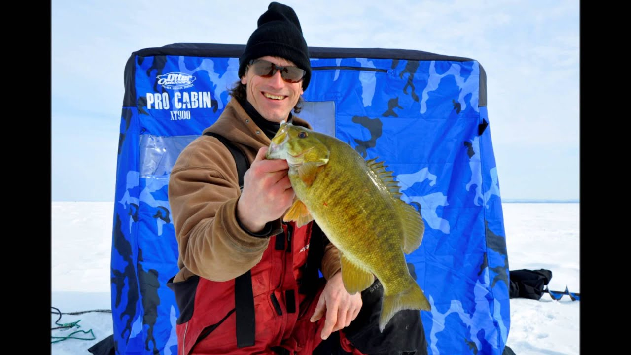 Epic ice fishing oneida lake ny crazy 2014 ice for Nys fishing seasons