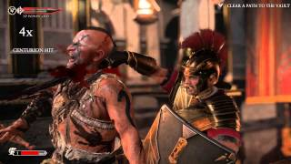 Ryse Son of Rome - unedited Gameplay [1080p@60fps]