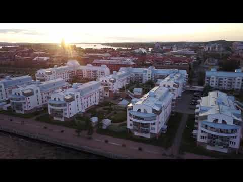Luleå - Drone Video