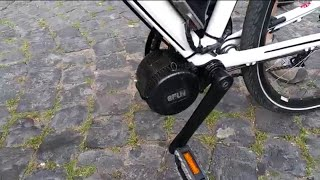 8fun motore bicicletta pedalata assistita  BAFANG 8FUN