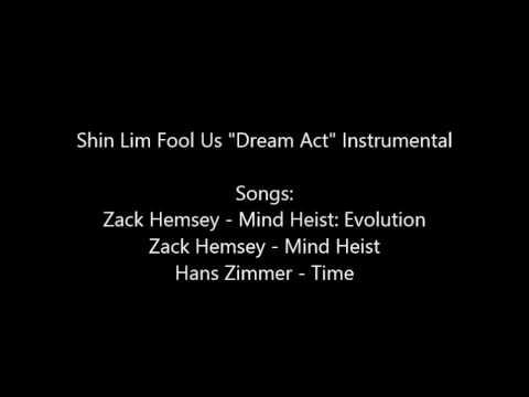 Shin Lim  Fool Us Dream Act Music