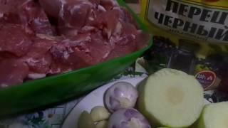 Готовим самый вкусный и сочный мясной фарш с кабачком для приготовления котлет, пельменей ...