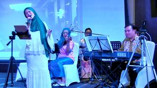 Jamilah, a multi talented singer is ready to perform at your corpor...