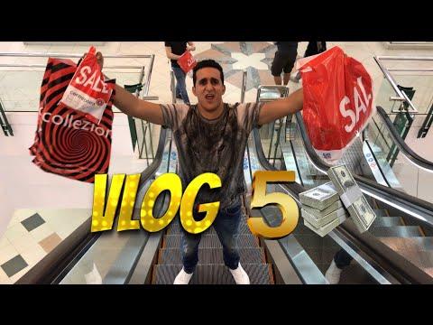 Shopping - Qatar , Doha / Vlog 5