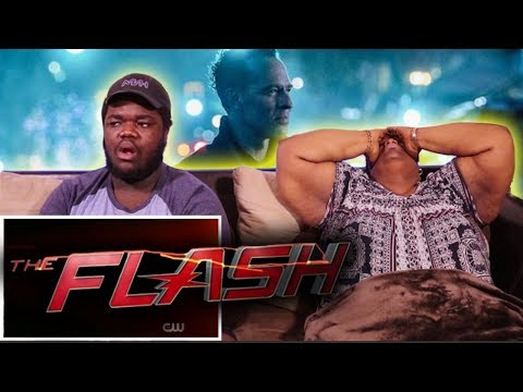 The Flash Season 4 Episode 22 : REACTION WITH MOM!!