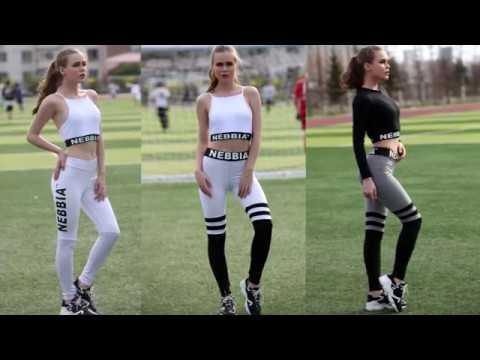 7 Леггинсы с Алиэкспресс AliExpress Leggings Женская спортивная одежда Женские штучки с али