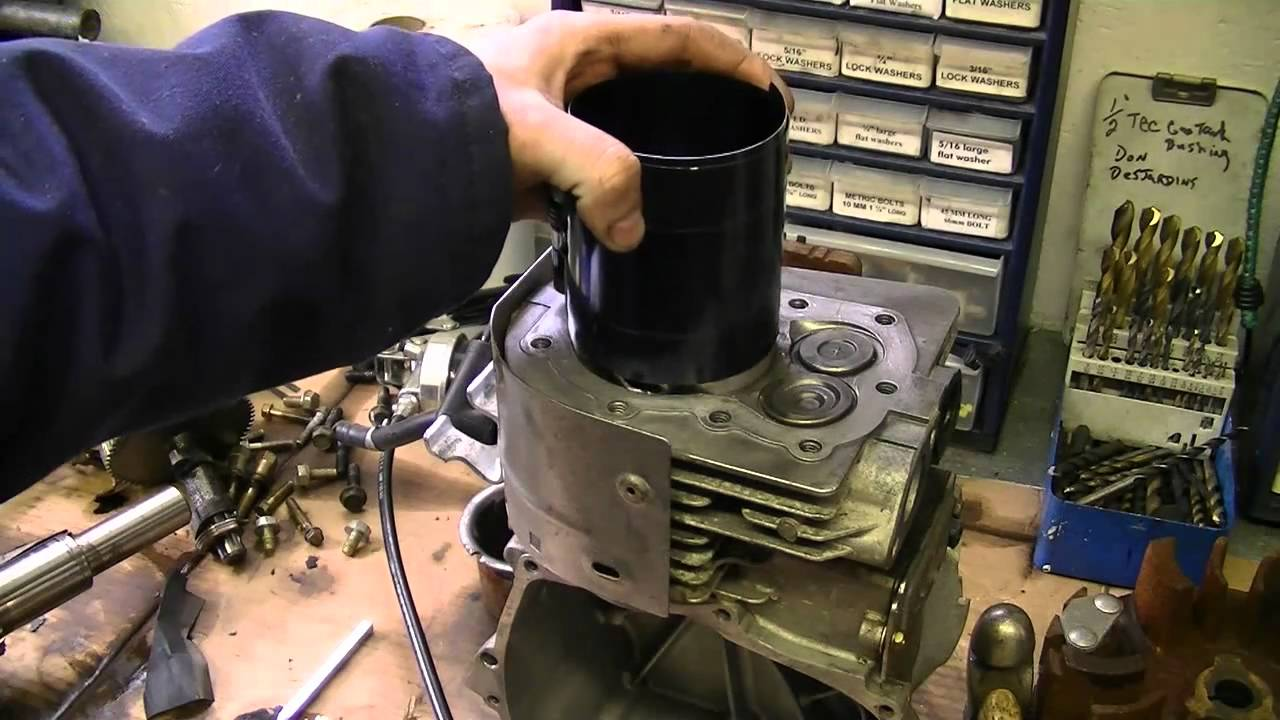 How To Use A Piston Ring Compressor Tool When Repairing