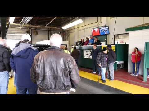 Quincy Auto Auction-Auctioneer Championship