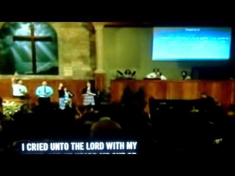 Tommy Bates Psalm 3