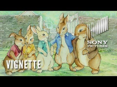 PETER RABBIT Vignette - Beatrix Potter's Legacy