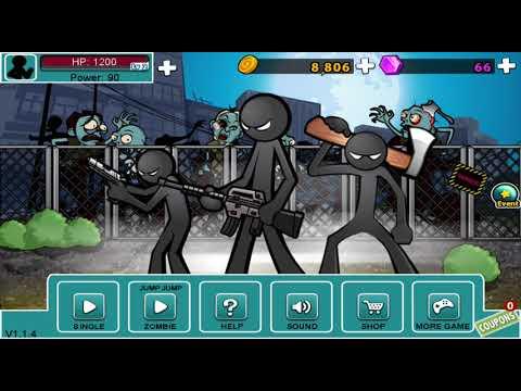 chiến tranh zombie tập 1 : tập bắn súng.