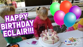 BEST Toddler Birthday [5] Party Place EVER! Amusement Parks in Utah: Lagoon | It's Almost Disney!!!