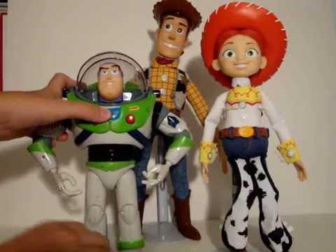 Soundout Review - Toy Story Week Day 2 - Buzz Lightyear, Woody, Jessie And A Surprise!
