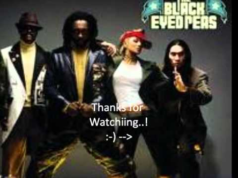 black eyed peas ring a ling official music video