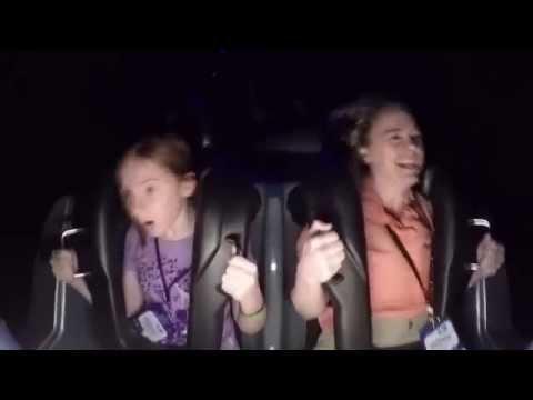 Disney Rock 'n' Roller Coaster Ride at Hollywood Studios