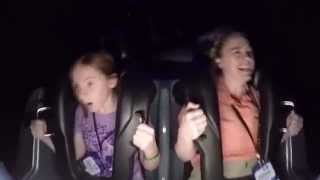 disney rock n roller coaster ride at hollywood studios