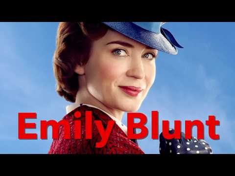 Mary Poppins Returns - Emily Blunt on the pressure of playing such an iconic character