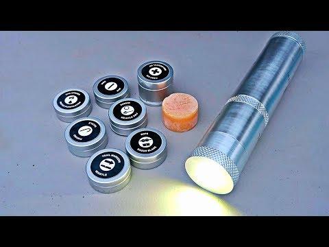 Survival Kit Flashlight!