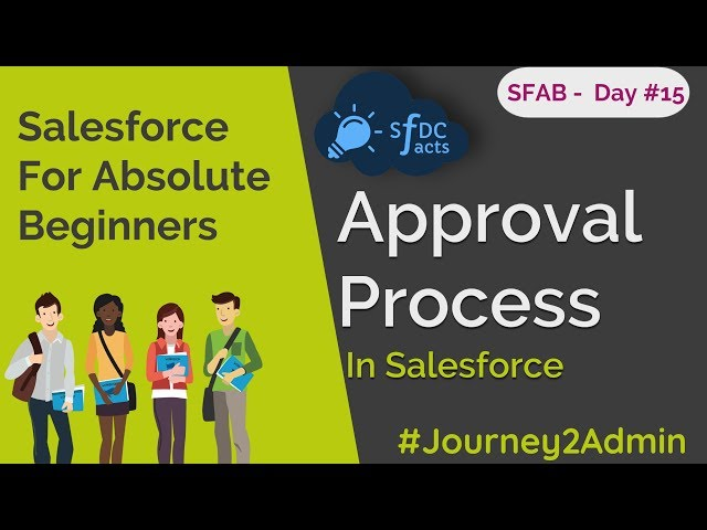 SFAB Day #15 | Approval Process In Salesforce | SFDCFacts