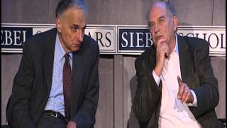 Government Power and Corporate Power - Ralph Nader and Charles Murray Debate