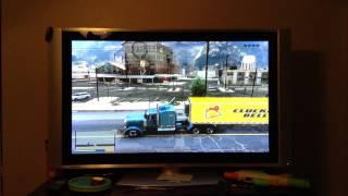 GTA 5: How To attach And detach a semi truck trailer.
