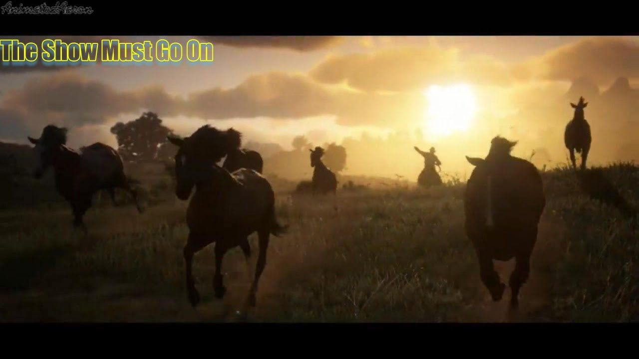 RDR2 | The Show Must Go On (2019 Re-upload) | Spoilers