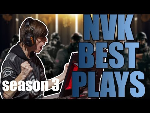NVK BEST PRO LEAGUE MOMENTS Season 3