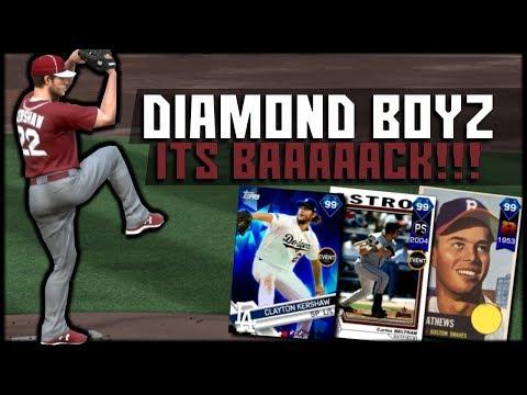 DIAMOND BOYZ IS BACK! MLB 17 DIAMOND DYNASTY!