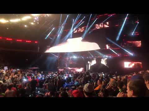 Bobby Lashley Live Entrance - Raw 7/16/18 Mp3