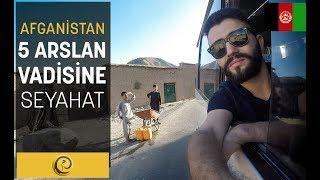 Beş Arslan Vadisine Seyahat (Afganistan Pençşir)