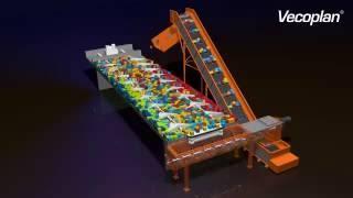 видео: Стокерные полы VECOPLAN для мелкофракционных материалов