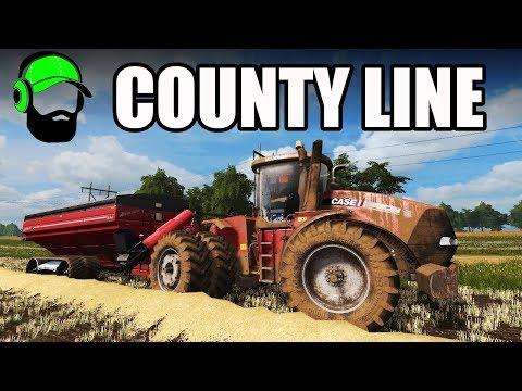 Farming Simulator 17 - County Line - Robots in farming talk #FS17