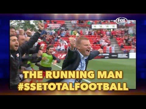 Josep Gombau - The Running Man!
