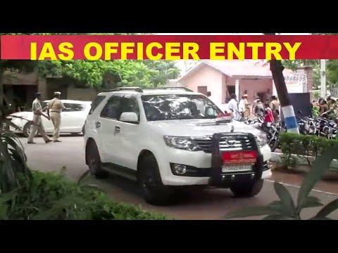 Collector and District Magistrate Sarfaraz Ahmad IAS,Karimnagar dist.