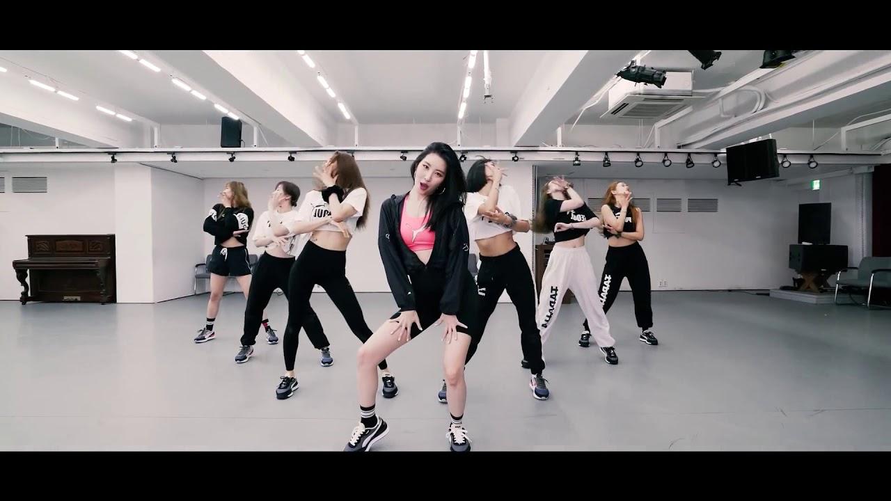 """[MIRRORED] 선미 SUNMI - """"보라빛 밤 pporappippam"""" Mirrored Dance Practice 안무영상 거울모드"""