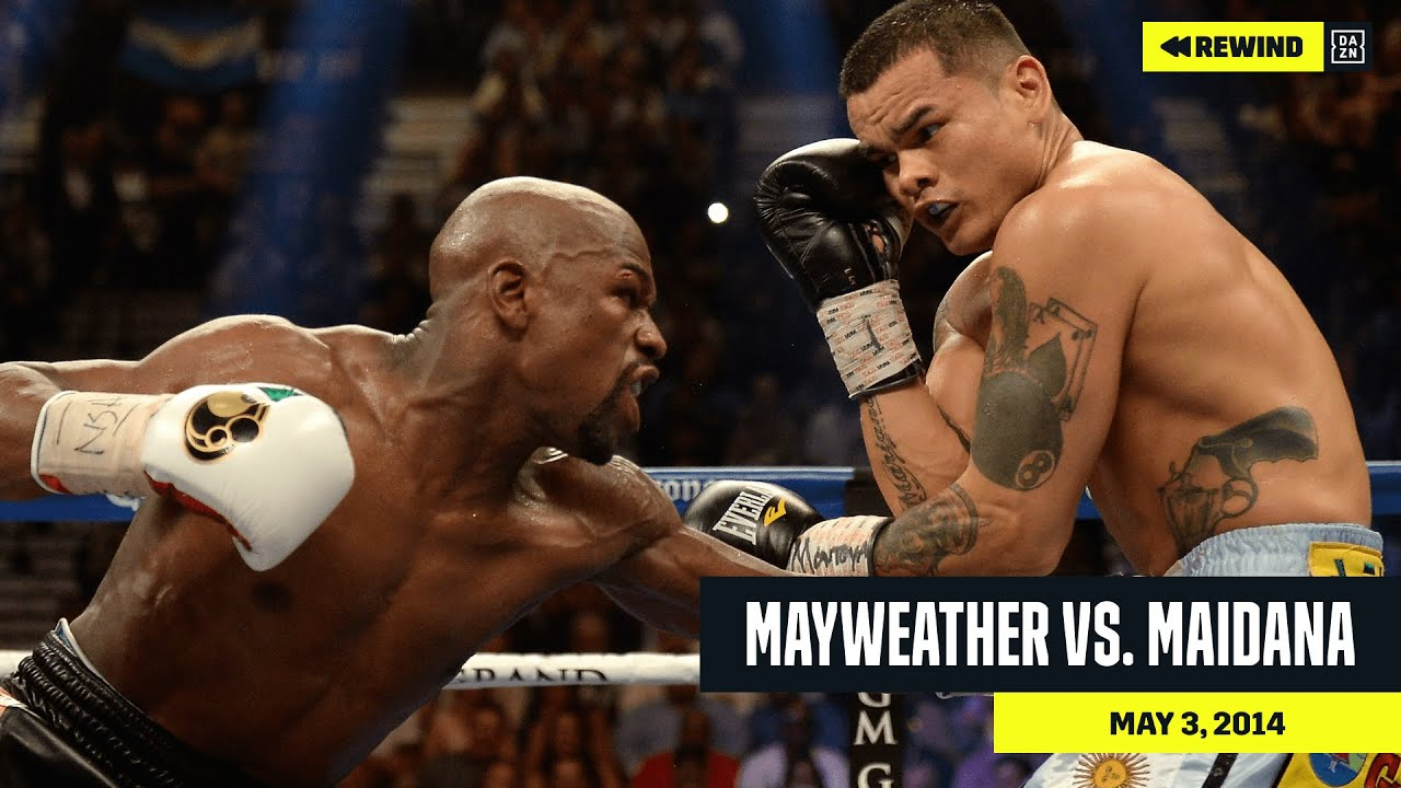FULL FIGHT | Floyd Mayweather Jr. vs. Marcos Maidana