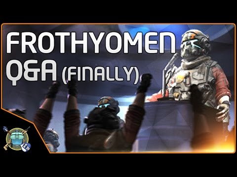 FrothyOmen Q&A:  12 Fan Questions Answered!