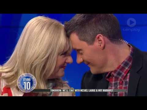 Ed Kavalee Asks The Studio 10 Hosts How They're Feelin'