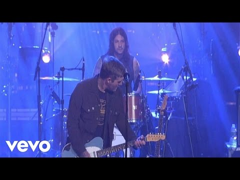 The Gaslight Anthem - The '59 Sound (Live On Letterman)