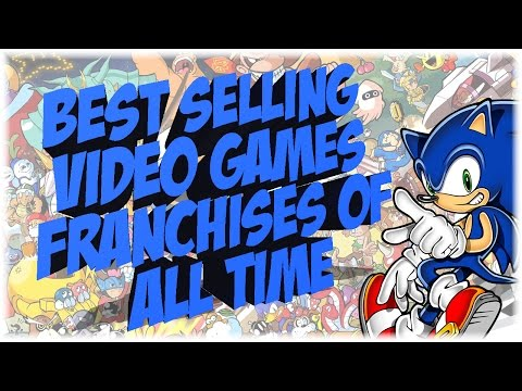 List of highest-grossing video game franchises - Wikipedia