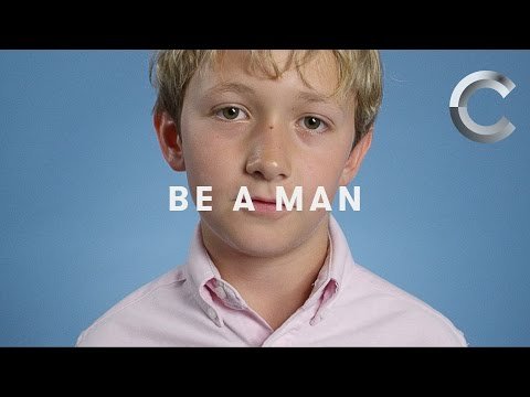 Be a Man | Men | One Word | Cut