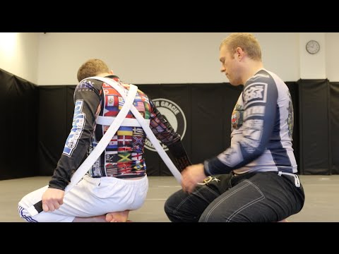 How to Correct Your Posture with Nic Gregoriades | Jiu-Jitsu Tips