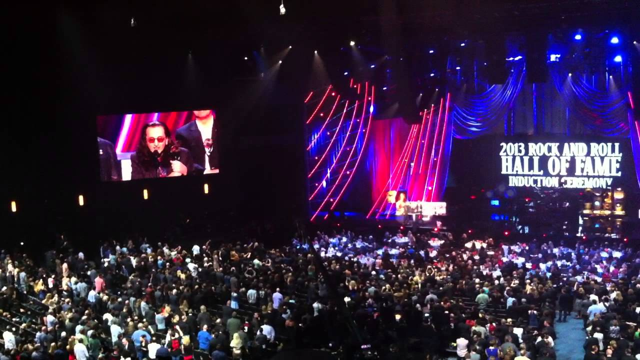 rush 39 s speech at the rock and roll hall of fame ceremony youtube. Black Bedroom Furniture Sets. Home Design Ideas