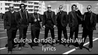 Steh Auf - Culcha Candela (Lyrics)